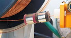 tampon mazací MIG drátů-černý